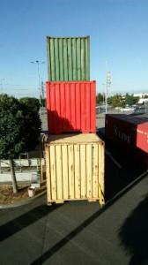 kontejnery jako stage 2